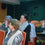 Pro návštěvníky regionální knihovny v Karviné byla připravena v pondělí 2.prosince beseda na téma problematiky ochrany seniorů