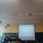 Tři semináře na téma Práva spotřebitelů - reklamace, nákup prostřednictvím internetuuspořádal SOS MaS, z.s. pro žáky osmých tříd