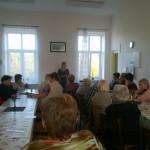 Pro členy Klubu důchodců v Novém Jičíně - Loučce proběhla 29.října beseda na téma formy nátlaku a manipulace na seniorech a jak se proti tomu bránit.