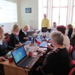 V pátek 12.června 2015 proběhlo v sídle SOS MaS, z.s. školení pracovníků v oblasti spotřebitelského práva, nájemních vztahů a výpočetní techniky.