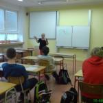 Přednáška pro studenty