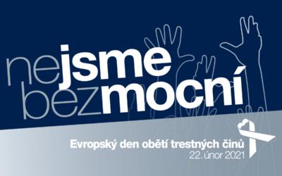 Probační a mediační služba připomíná evropský den obětí trestných činů
