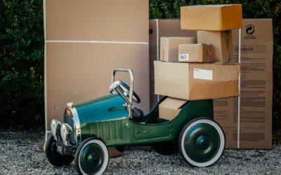 TZ: Doprava zboží při nákupu na dálku