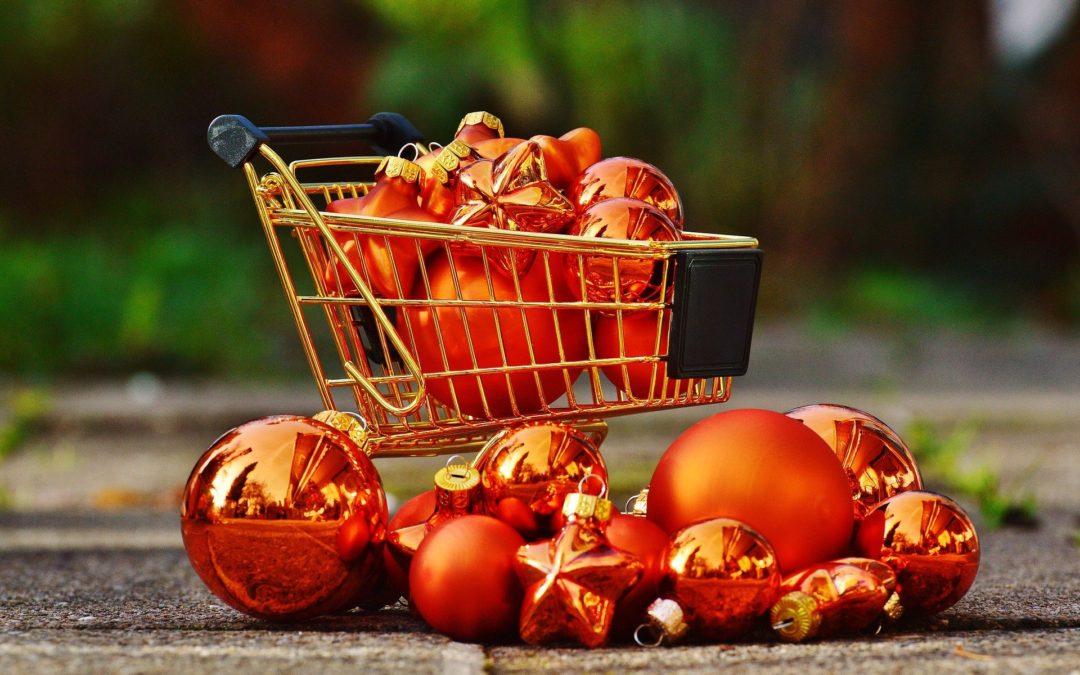 TZ: Nákupy vánočních dárků přes internet